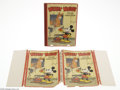 Memorabilia:Miscellaneous, Mickey Mouse and His Horse Tanglefoot with Dust Jacket (David McKay, 1936) Condition: FN. Mickey at his best! This nifty 193...