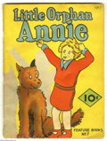 Golden Age (1938-1955):Humor, Feature Books #7 Little Orphan Annie (David McKay, 1937) Condition: FN. A seldom-seen issue, and the only Little Orphan An...