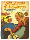Golden Age (1938-1955):Miscellaneous, Feature Books #25 Flash Gordon on the Planet Mongo (David McKay, 1941) Condition: FR/GD. Beautiful deep colors. Appears as t...