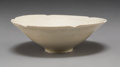 Asian:Chinese, A Chinese Qingbai Porcelain Bowl, Song Dynasty, circa 960-1279.1-1/2 inches high x 4-3/4 inches diameter (3.8 x 12.1 cm). ...
