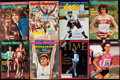 Autographs:Photos, Olympic Sport Lot of Misc. Photos, Programs, Letters, & More.....
