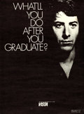 """Movie Posters:Comedy, The Graduate (1968). Vista Promotional Poster (18"""" X 24"""").. ..."""