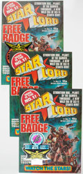 Magazines:Superhero, Star-Lord #1 and 2 UK Magazine Group of 7 (Marvel, 1978) Condition:Average VF/NM.... (Total: 7 Items)