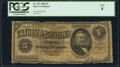Large Size:Silver Certificates, Fr. 263 $5 1886 Silver Certificate PCGS Good 04.. ...