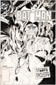 Joe Kubert and Dick Giordano Batman #319 Cover Original Art (DC, 1980)