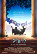 "Movie Posters:Fantasy, The Princess Bride (20th Century Fox, 1987). Autographed One Sheet(27"" X 39.75"") with COA, John Alvin Artwork.. ..."