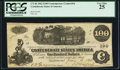 Confederate Notes:1862 Issues, CT40/298A Counterfeit $100 1862.. ...