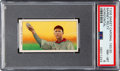 Baseball Cards:Singles (Pre-1930), 1909-11 T206 Sweet Caporal 150/30 Barney Pelty (Horizontal) PSA NM-MT 8 - Pop Five, None Higher! ...