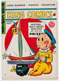 Golden Age (1938-1955):Miscellaneous, King Comics #67 Mile High Pedigree (David McKay Publications, 1941) Condition: VG/FN....