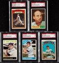 Autographs:Sports Cards, Signed 1961-72 Topps Harmon Killebrew SGC Authentic Collec...