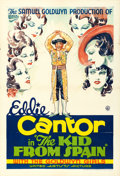 """Movie Posters:Comedy, The Kid from Spain (United Artists, 1932). One Sheet (27"""" X 41"""")....."""
