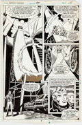 Original Comic Art:Panel Pages, Don Perlin Ghost Rider #37 Story Page 4 Original Art(Marvel, 1979)....