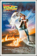 "Movie Posters:Science Fiction, Back to the Future (Universal, 1985). One Sheet (27"" X 41"") SS,Drew Struzan Artwork. Science Fiction.. ..."
