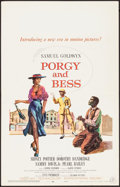 "Movie Posters:Musical, Porgy and Bess (Columbia, 1959). Window Card (14"" X 22""). Musical.. ..."