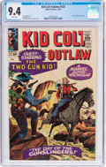 Silver Age (1956-1969):Western, Kid Colt Outlaw #125 (Marvel, 1965) CGC NM 9.4 White pages....
