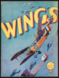 """Movie Posters:Academy Award Winners, Wings (Paramount, 1927). Program (20 Pages, 9"""" X 12""""). AcademyAward Winners.. ..."""