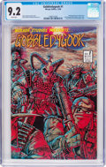Modern Age (1980-Present):Science Fiction, Gobbledygook #1 (Mirage Studios, 1986) CGC NM- 9.2 White pages....