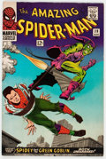 Silver Age (1956-1969):Superhero, The Amazing Spider-Man #39 (Marvel, 1966) Condition: FN.