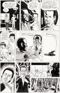 Original Comic Art:Panel Pages, Daniel Clowes Eightball #12 Story Page 7 Original Art(Fantagraphics, 1993)....
