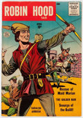 Silver Age (1956-1969):Adventure, Robin Hood Tales #2 (Quality, 1956) Condition: VG/FN....