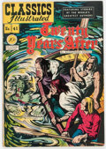 Golden Age (1938-1955):Classics Illustrated, Classics Illustrated #41 Twenty Years After - First Edition(Gilberton, 1947) Condition: FN/VF....