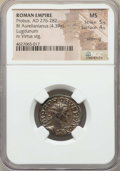 Ancients:Ancient Lots , Ancients: ANCIENT LOTS. Roman Imperial. Ca. AD 244-251. Lot of two(2) BI antoniniani. NGC Choice AU-MS.... (Total: 2 coins)