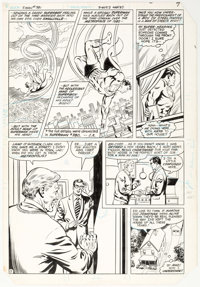 Curt Swan an Dave Hunt Superman #381 Story Page 5 Original Art (DC, 1983)