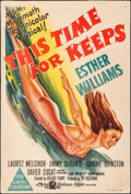 """Movie Posters:Musical, This Time for Keeps (MGM, 1942). Australian One Sheet (27"""" X 40""""). Comedy.. ..."""