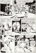 Original Comic Art:Panel Pages, Don Heck and Wally Wood Avengers #20 Page 18 Original Art(Marvel, 1965)....