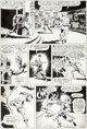 Don Heck and Wally Wood Avengers #20 Page 18 Original Art (Marvel, 1965)