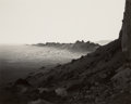 Photographs, William Clift (American, b. 1944). Desert Form #1, New Mexico, 1984. Gelatin silver. 7-1/2 x 9-1/2 inches (19.1 x 24.1 c...