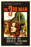 "Movie Posters:Film Noir, The Third Man (Selznick, 1949). One Sheet (27"" X 41"").. ..."
