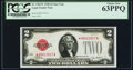 Small Size:Legal Tender Notes, Fr. 1501* $2 1928 Legal Tender Note. PCGS Choice New 63PPQ.. ...