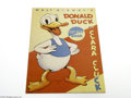 Memorabilia:Miscellaneous, Donald Duck and Clara Cluck Cut-Out Book (Whitman, 1937). Perhaps the greatest of all the Disney Cut-Out books is the 1937 W...