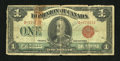 Canadian Currency: , DC-25b $1 1923.. ...