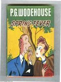 Books:First Editions, P.G. Wodehouse - Spring Fever with Dust Jacket (Herbert JenkinsLimited, 1948). More comic absurdity from England's most fam...