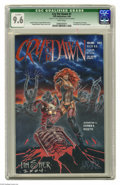 Modern Age (1980-Present):Alternative/Underground, Cry For Dawn #1 (CFD Publications, 1989) CGC Qualified NM+ 9.6White pages. First appearance of Dawn. Introduction by Steve ...