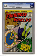 Silver Age (1956-1969):Mystery, Forbidden Worlds #134 Bethlehem pedigree (ACG, 1966) CGC NM+ 9.6Off-white to white pages. Pete Costanza cover and art. Over...