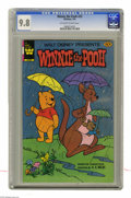 Modern Age (1980-Present):Miscellaneous, Winnie the Pooh #33 (Whitman, 1984) CGC NM/MT 9.8 Off-white to white pages. This issue was only released as part of a bagged...