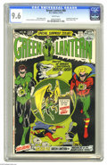 Bronze Age (1970-1979):Superhero, Green Lantern #88 (DC, 1972) CGC NM+ 9.6 White pages. Neal Adamscover. Carmine Infantino art. Backup feature is a previousl...