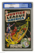 Silver Age (1956-1969):Superhero, Justice League of America #3 Mohawk Valley pedigree (DC, 1961) CGCFN/VF 7.0 Cream to off-white pages. Kanjar Ro, dictator o...