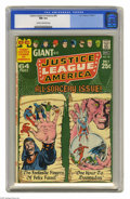 Justice League of America #85 (DC, 1970) CGC NM 9.4 Cream to off-white pages. Curt Swan and Murphy Anderson cover. Carmi...
