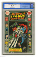 Bronze Age (1970-1979):Superhero, Justice League of America #101 (DC, 1972) CGC NM+ 9.6 Off-white pages. Justice Society and Seven Soldiers of Victory crossov...