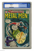 Silver Age (1956-1969):Superhero, Metal Men #11 (DC, 1965) CGC NM 9.4 White pages. Ross Andru cover and art. Overstreet 2005 NM- 9.2 value = $90. CGC census 1...