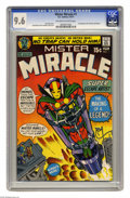 Bronze Age (1970-1979):Superhero, Mister Miracle #1 (DC, 1971) CGC NM+ 9.6 Off-white to white pages. First appearances of Mister Miracle and Oberon. Jack Kirb...