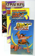 Modern Age (1980-Present):Humor, Groo the Wanderer Group (Various, 1982-89).... (Total: 28 ComicBooks)