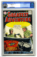 Silver Age (1956-1969):Science Fiction, My Greatest Adventure #77 Pacific Coast pedigree (DC, 1963) CGC NM+9.6 White pages. The great Alex Toth drew a story in thi...