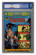 Bronze Age (1970-1979):Miscellaneous, Tarzan #230 Western Penn pedigree (DC, 1974) CGC NM+ 9.6 Whitepages. A 100-Page Super Spectacular. Joe Kubert cover. Kubert...
