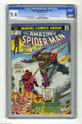 Bronze Age (1970-1979):Superhero, The Amazing Spider-Man #122 (Marvel, 1973) CGC NM 9.4 Off-white pages. One of the most collectable Marvels from the '70s fol...