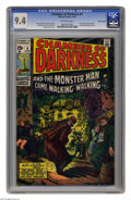 Bronze Age (1970-1979):Horror, Chamber of Darkness #4 Pacific Coast pedigree (Marvel, 1970) CGC NM9.4 Off-white pages. Conan-esque tryout by Barry Smith. ...